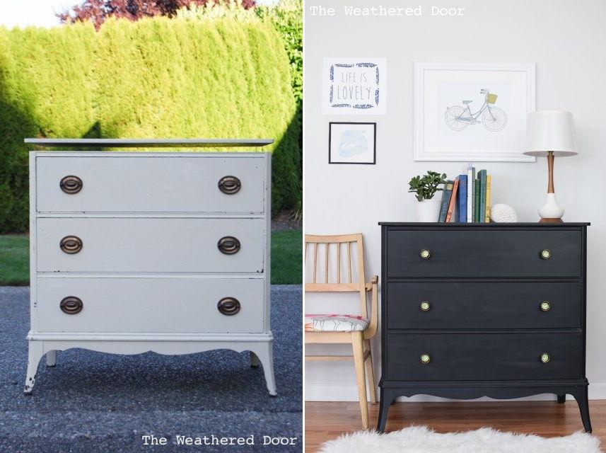 diy furniture makeover full tutorial. 3 Drawer Hepplewhite Dresser Makeover Diy Furniture Full Tutorial U