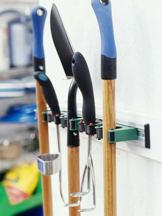 Sturdy Tool Hanger