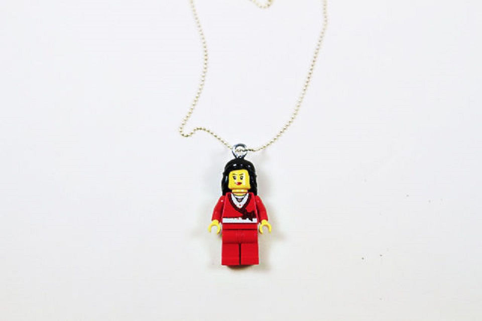 Mini Figure Necklace