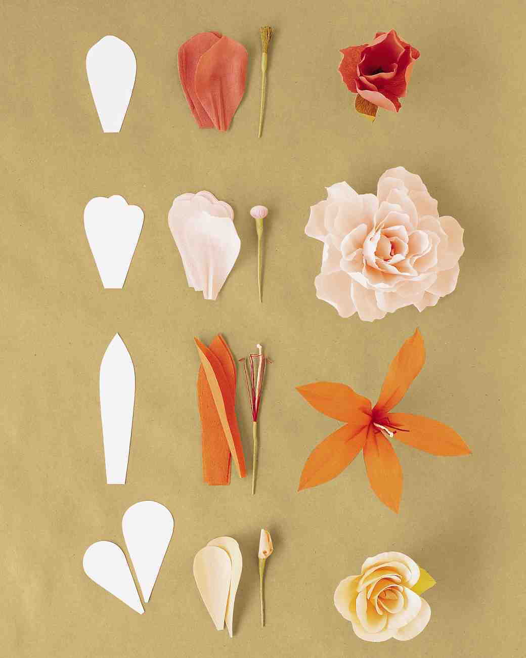 30 Beautiful Flowers That You Can Simply Make Using Paper Page 6