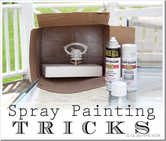 Smart DIY Painting Hacks Ideas To Assure A Superb Paint Job - Painting hacks