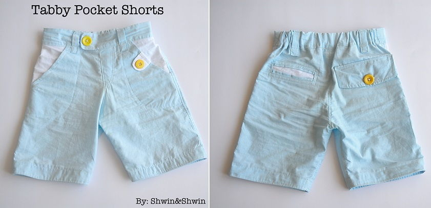 Tabby Pocket Shorts