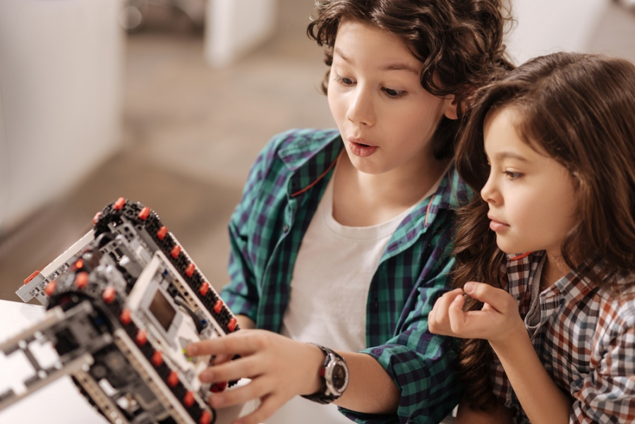 How Kids Coding Program Can Change Their Future