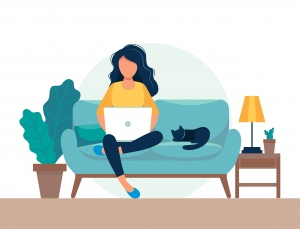 Why 34% Of Workers Want to Remain Working from Home Forever